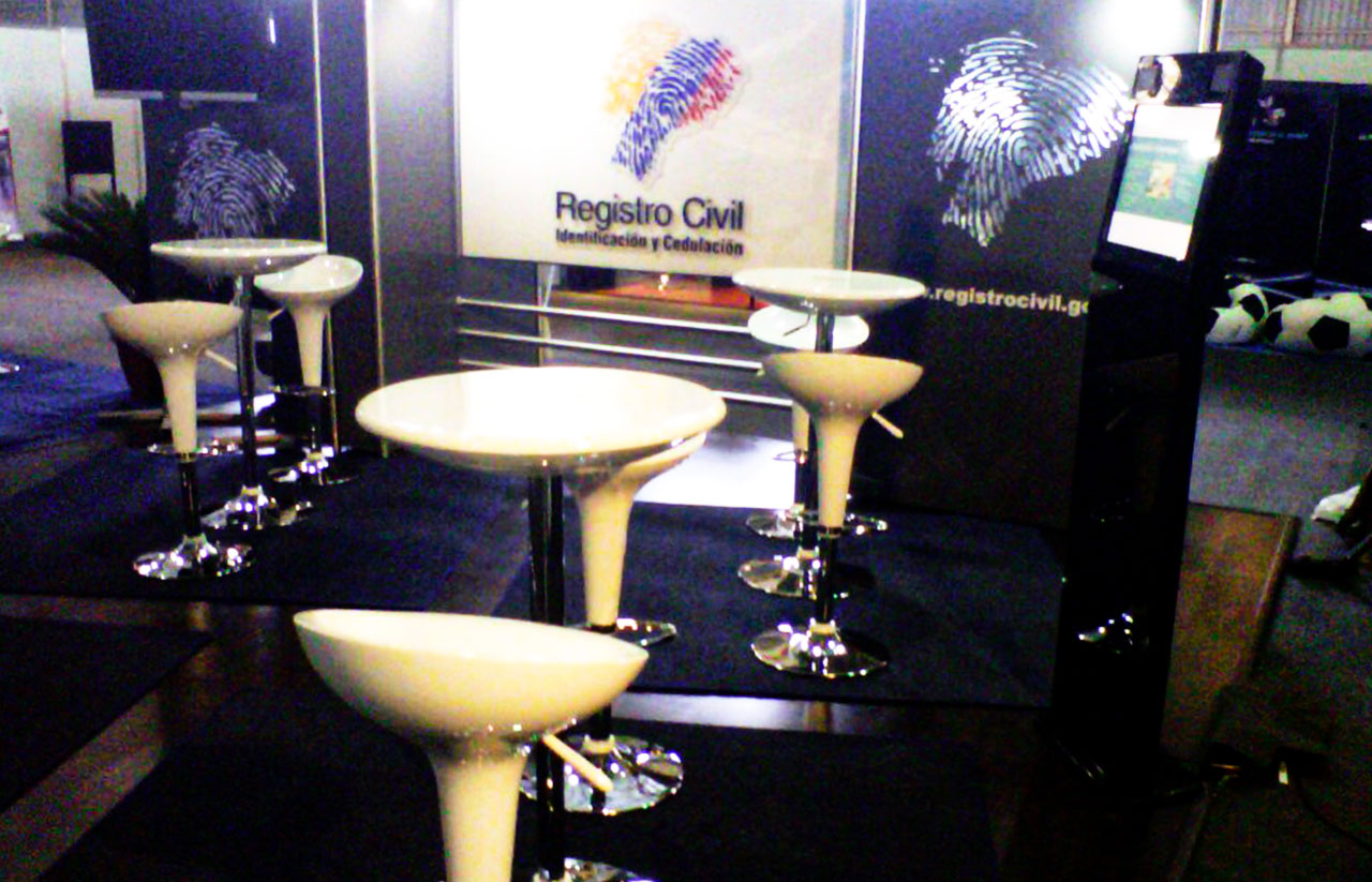 Stand-registro-civil